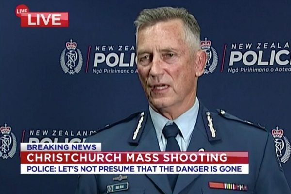 mosque-shooting-christchurch Mike Bush