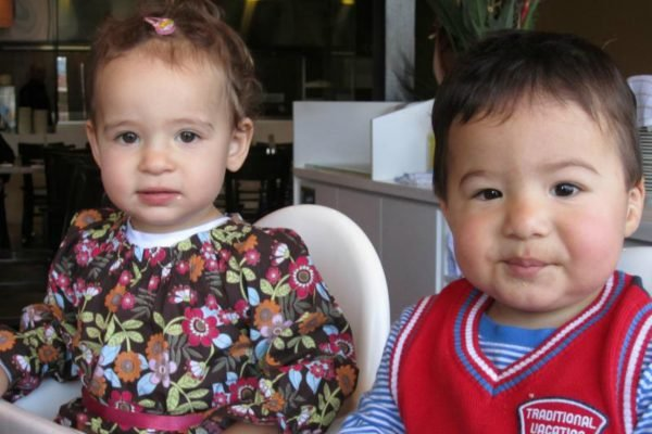 "'Weeks after a doctor accused me of ""bad parenting"", both my twins were diagnosed with autism.'"