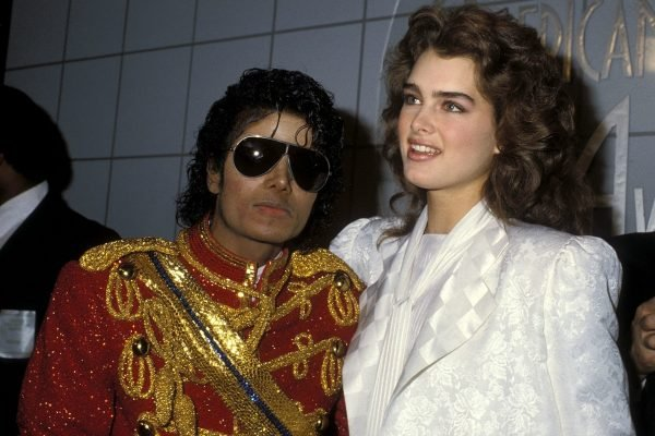 michael jackson brooke shields