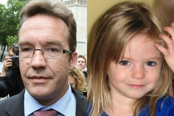 Days after he joined the search for Madeleine McCann, Robert Murat was named a suspect in the case.
