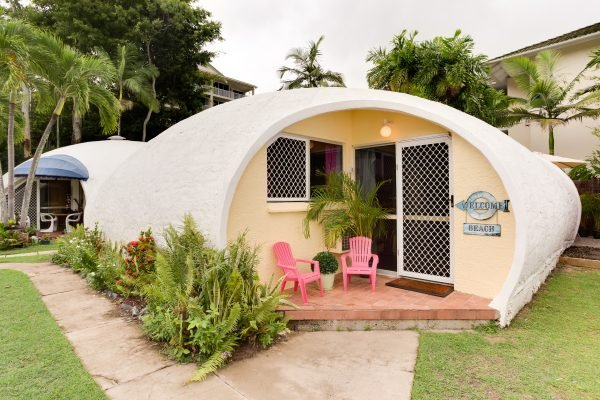 airbnb igloo queensland