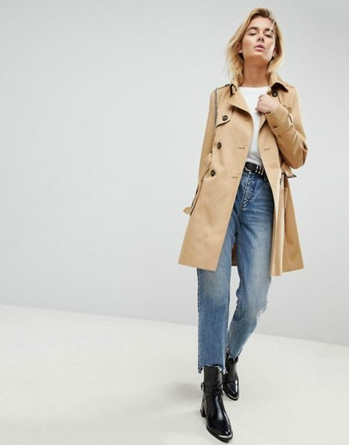 asos-design-trench-coat