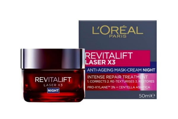 Loreal-revitalift-night-mask