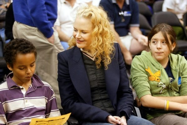 """It's my job to love them"": Inside Nicole Kidman's relationship with her two oldest children."