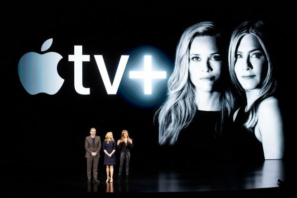 Apple just announced its own streaming service that's set to rival Netflix.
