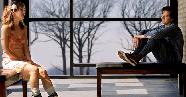Five Feet Apart Picture: Five Feet Apart Australia Release Date And Boycott