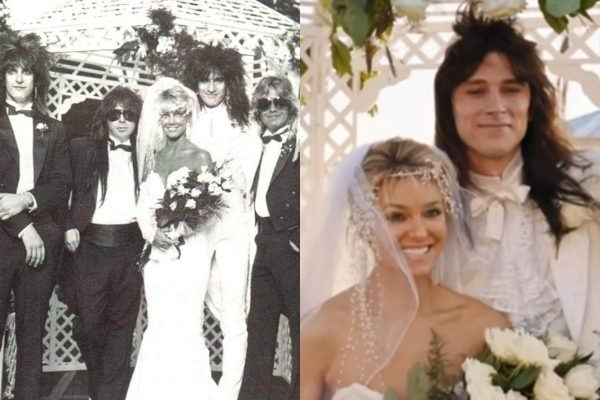 Inside Tommy Lee And Heather Locklear S Relationship And Wedding Day