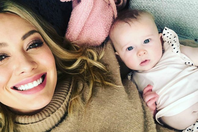 hilary duff instagram
