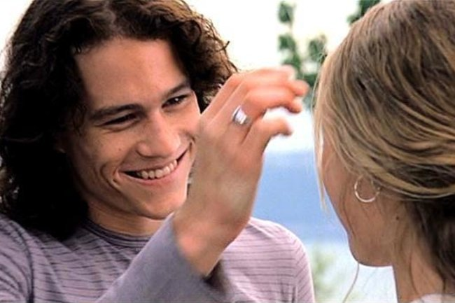 The 10 Things I Hate About You Cast On Working With Heath Ledger
