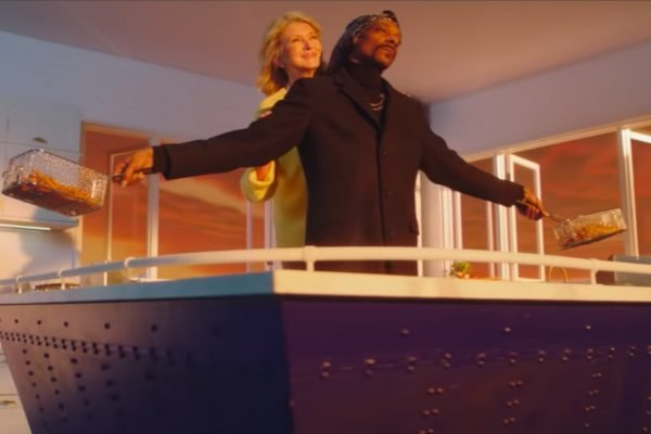 martha stewart and snoop dog