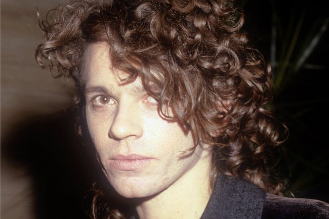 The theories surrounding the death of Michael Hutchence.