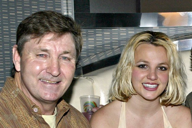 britney spears father