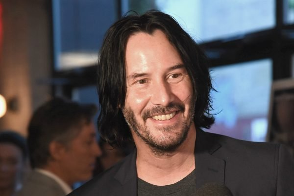 keanu reeves charity