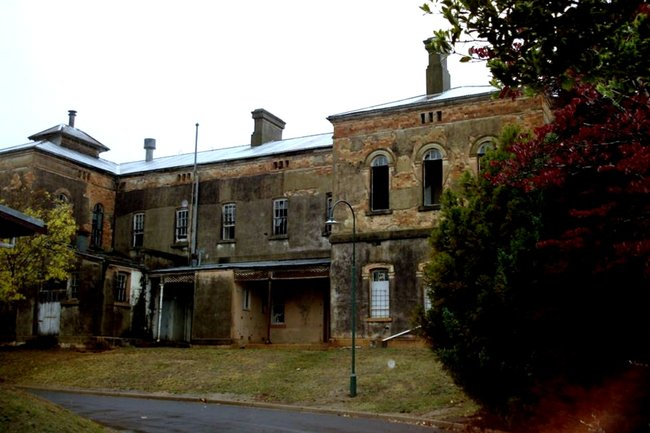 The incredibly spooky tales from inside Beechworth Asylum