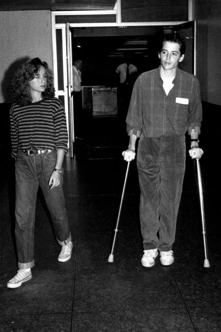 jennifer grey matthew broderick