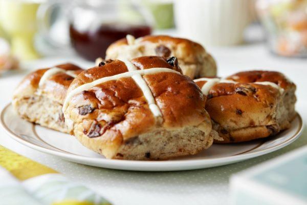 Hot Cross Buns are being recalled in South Australia after a calculator was found in the product.
