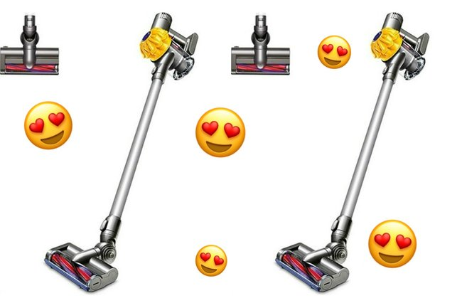 The Dyson V6 Slim Vacuum is on sale for $269 instead of $400