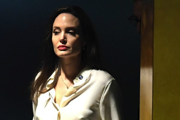 It's happened. Angelina Jolie has become Hollywood's 'lonely', single woman.