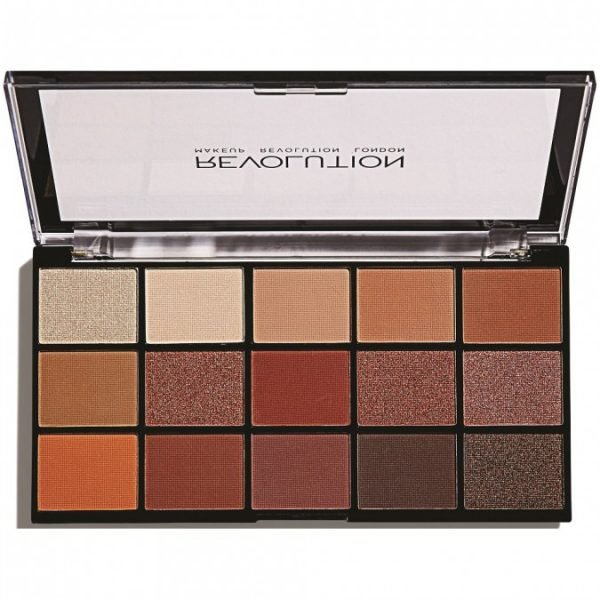 REVOLUTION BEAUTY Re-Loaded Eyeshadow Palette Iconic Fever