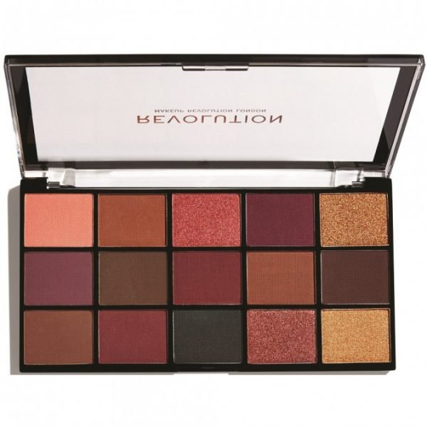 REVOLUTION BEAUTY Re-Loaded Eyeshadow Palette Newtrals 3