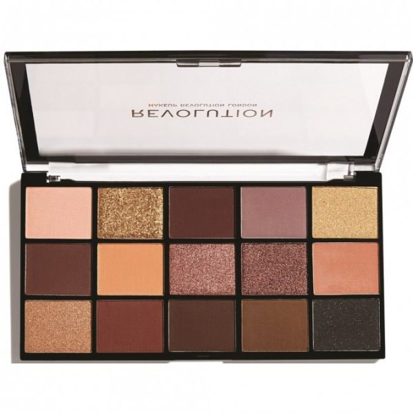 REVOLUTION BEAUTY Re-Loaded Eyeshadow Palette Velvet Rose