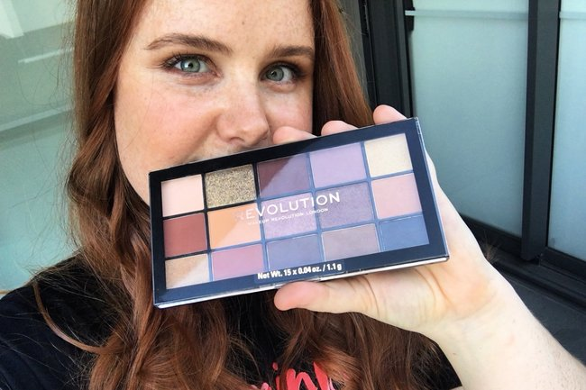 CULT BUY: This $8 Makeup Revolution eyeshadow palette has 15 shades and you'll actually use them all.