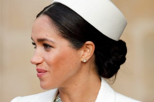Meghan Markle doesn't owe us anything. Especially not a photo on the steps of the Lindo Wing.