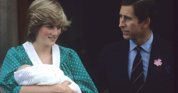 """""""I burst into tears."""" Princess Diana on the reality of the world watching you hours after birth."""