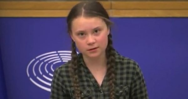"""""""It will be rebuilt."""" 16-year-old Greta Thunberg's viral speech about Notre Dame hypocrisy."""