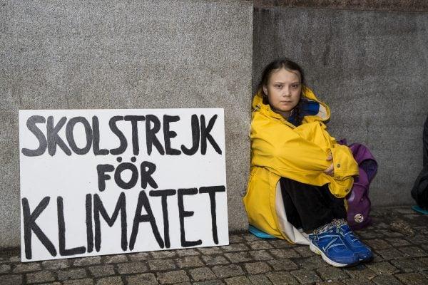 Greta Thunberg Portraits