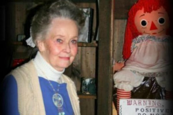 Possessed dolls, demons and haunted houses: Inside the life of paranormal investigator Lorraine Warren.