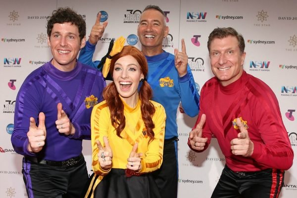 the wiggles cast