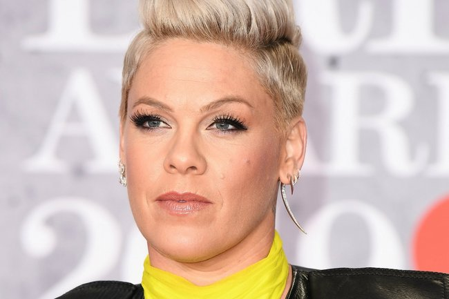 Pink new song: The singer opens up about miscarriage at 17.