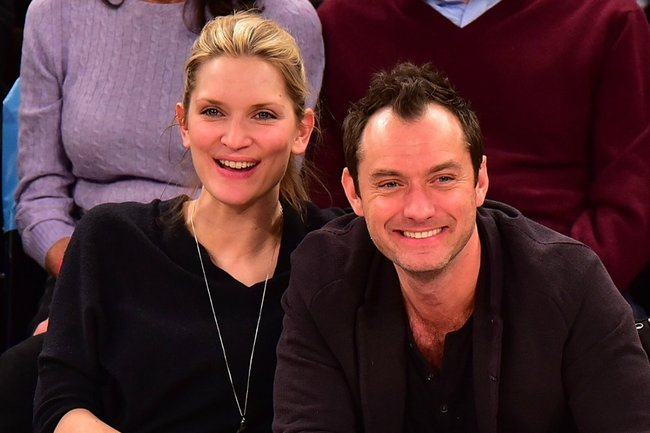 Jude Law wife Phillipa Coan: Inside his complicated love life.