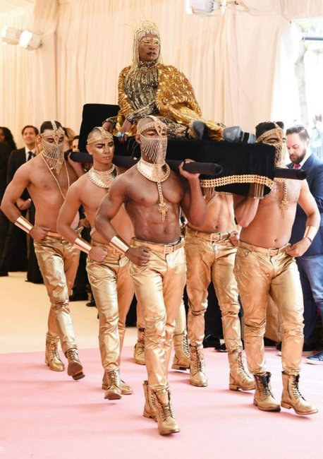 Met Gala 2019 Billy Porter