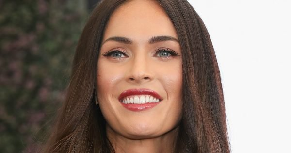 Megan Fox. Image via Getty.