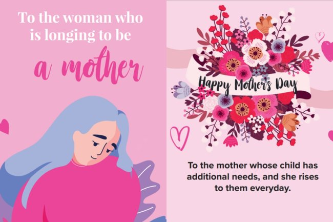 graphic relating to Mothers Day Card Printable titled 10 totally free Moms Working day playing cards printable - the tips yourself hardly ever
