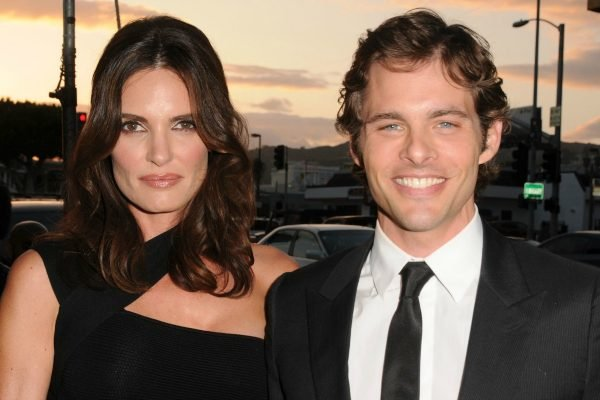b1a500fd407 Holidays with his ex-wife and new girlfriend: Inside James Marsden's  unusual family life