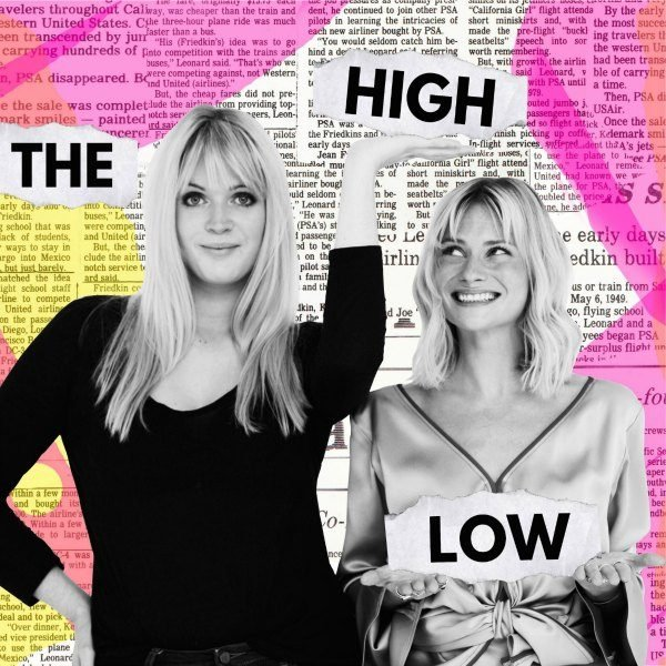 best podcasts women The High Low