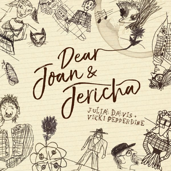 best podcasts women Dear Joan and Jericah