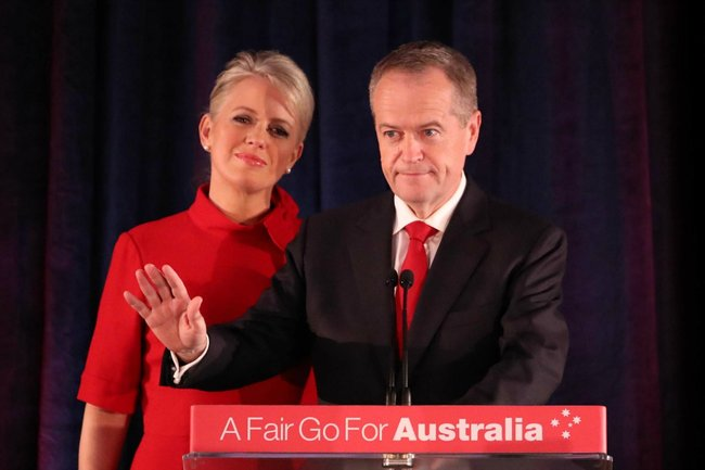 The three contenders vying to replace Bill Shorten as Labor's new leader.