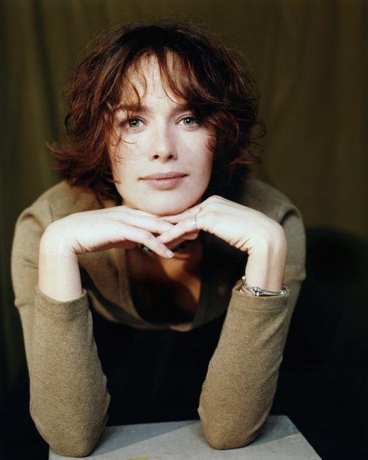 Actress Lena Headey
