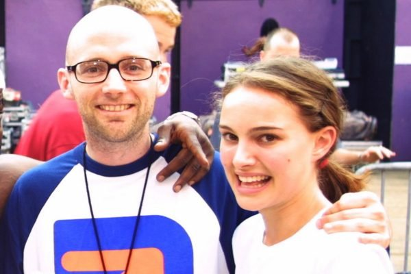 Moby claims he dated Natalie Portman. She says he's wrong but now he's doubled down.