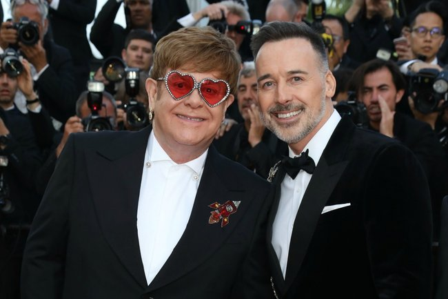 0c72cf4d46 Two marriages, three proposals and multiple affairs: Inside Elton John's  five big loves.
