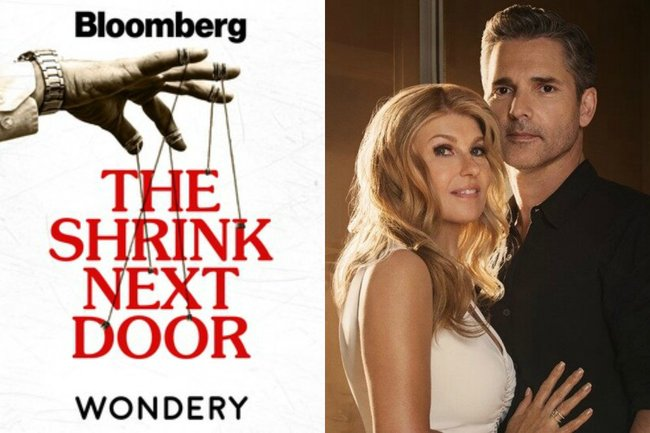 The Shrink Next Door is the new 'Dirty John' podcast