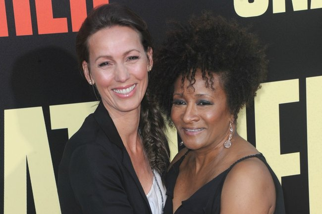 After repressing her sexuality for years, Wanda Sykes came out at 40