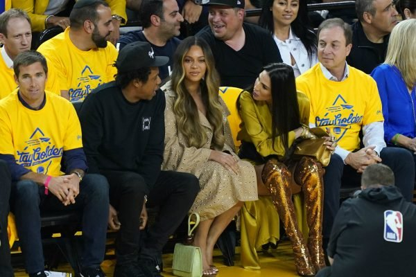 beyonce golden state warriors