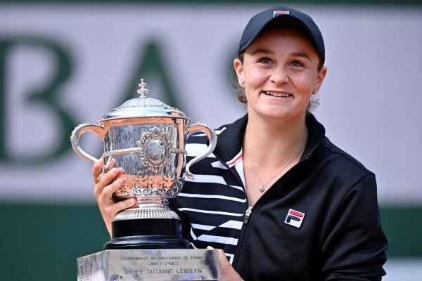 Ash Barty: The face of Australian sport we can all be proud of.