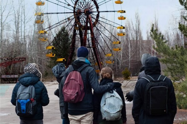 From Chernobyl to Port Arthur: The eerie appeal of visiting the world's darkest sites.