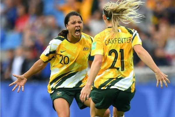 matildas vs brazil world cup